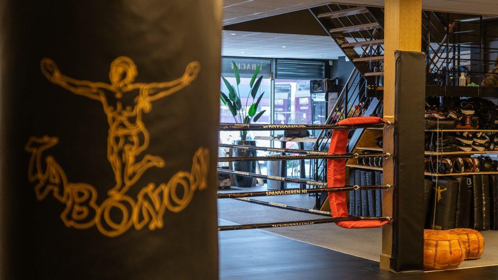 tabonon zwolle boxing ring gold koen venneman neok designtabonon zwolle boxing ring gold koen venneman neok design